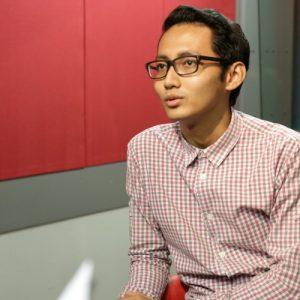 Wajah Sufian Suhaimi