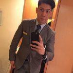 Zarul Umbrella Sedang Selfie