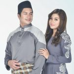 Gambar Keith Foo Pakai Baju Melayu, Risteena