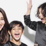 Gambar Rita Rudaini Dan Anaknya