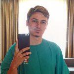 Gambar Selfie Zain Saidin Dalam Wad