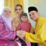 Ibu Dan Keluarga Zain Saidin