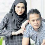 Isteri Zahiril Adzim Bertudung