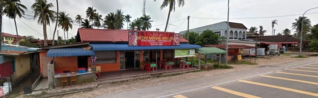 Kedai Makan Kak Lah Pengkalan Kubor