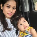 Liyana Jasmay Dan Anak Pertama