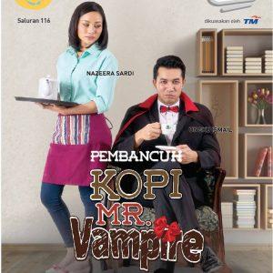 Pembancuh Kopi Mr Vampire