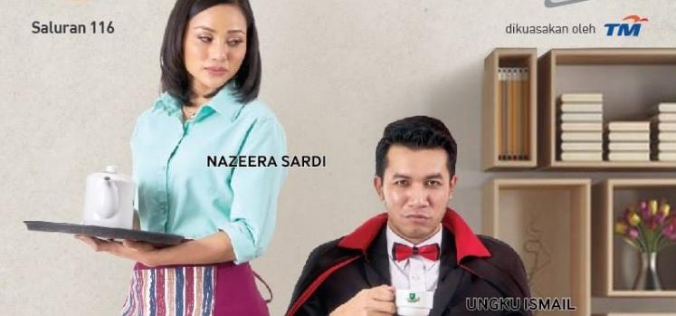 Nazera Sardi Dan Ungku Ismail Pembancuh Kopi Mr Vampire