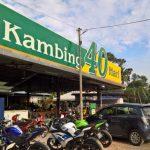 Restoran Kari Kambing 40 Hari