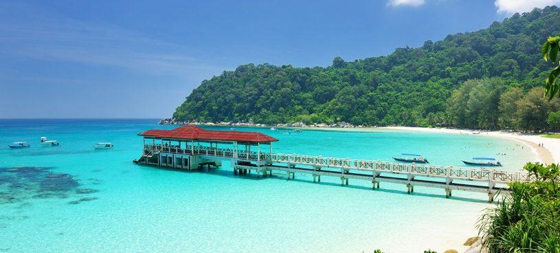 Perhentian Islands Beach 815x458