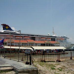 Jeti Kapal Star Cruises Penang