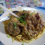 Masakan Di Restoran ZZ Sup Tulang