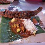 Menu Ikan Keli Goreng Restoran Pohon Nako