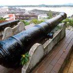 Meriam Di Bukit Puteri Terengganu