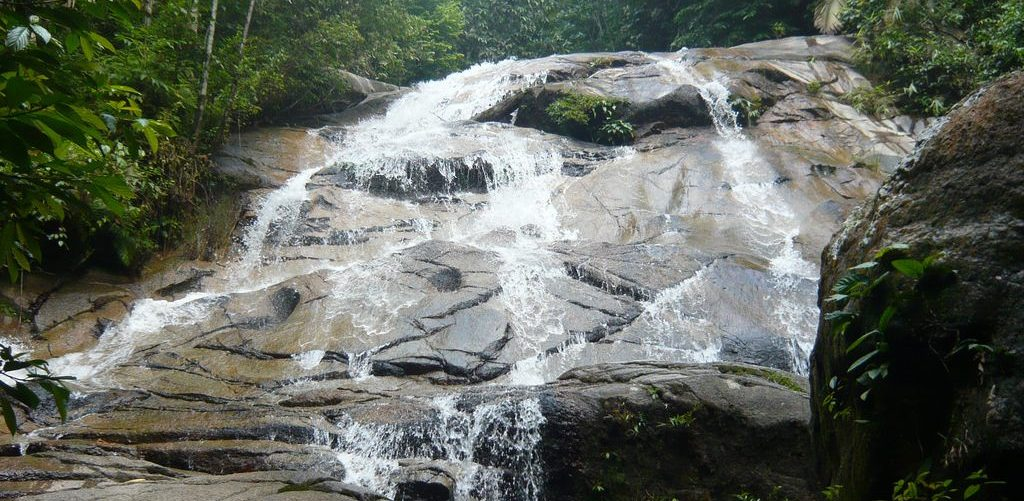 Air Terjun Kubang Gajah Sofea Jane
