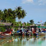 Bot Di Pantai Sabak Kota Bharu