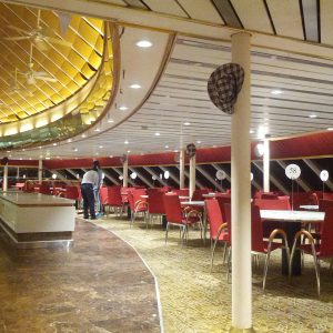 Dinner Dalam Star Cruises