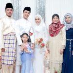 Gambar Keluarga Syafiq Nazri