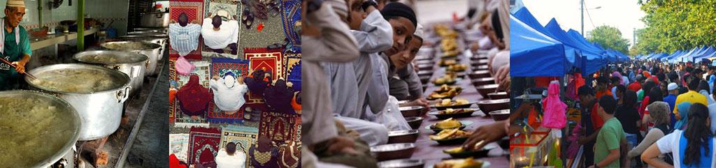 Menarik Ramadan