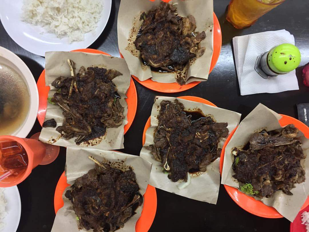 Menu Terbaik Di Shah Alam Restoran Kambing Bakar Sahara