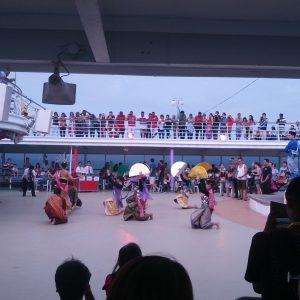 Persembahan Atas Kapal Star Cruises
