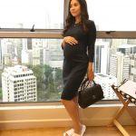 Pregnant Fawa Nabila Pelakon Drama