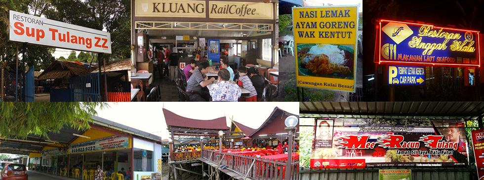 Tempat Makan Best Johor