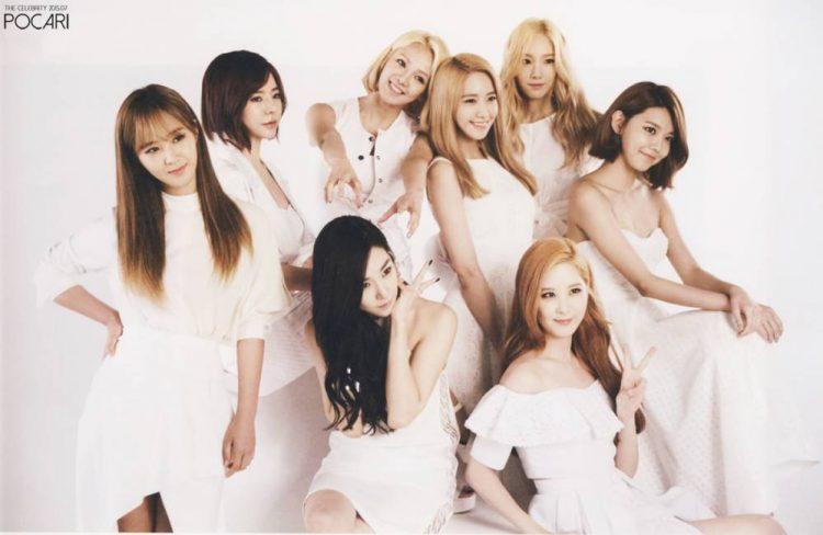 Girls Generation Band