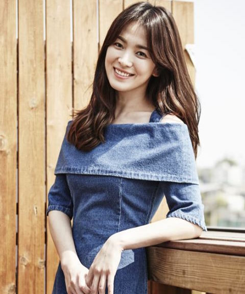 Song Hye Kyo Korean Actress