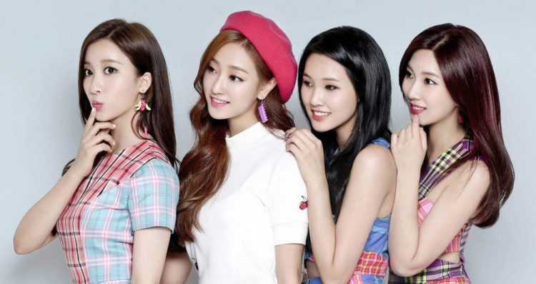 Wonder Girls Band