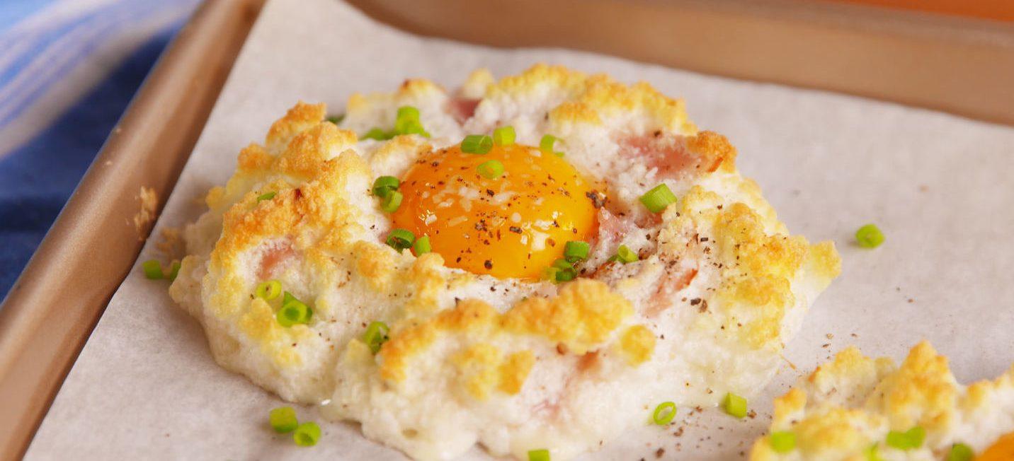 Cloud Eggs Yang Lazat
