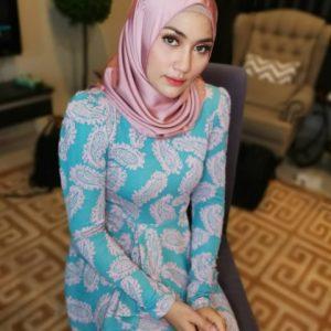 Fasha Sandha Cantik Berhijab