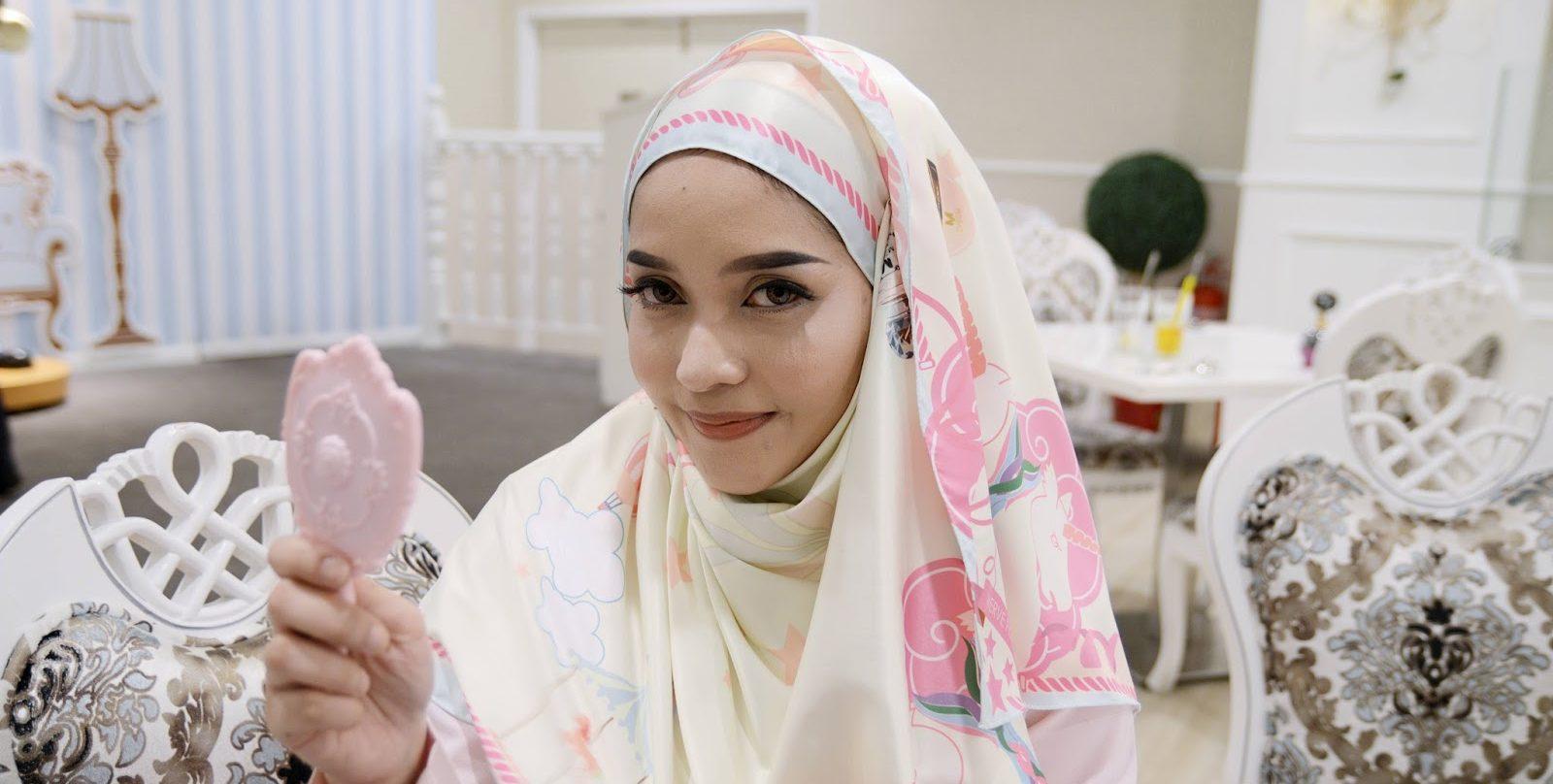 Foto Pengasas Produk Kecantikan Merve Cosmetics
