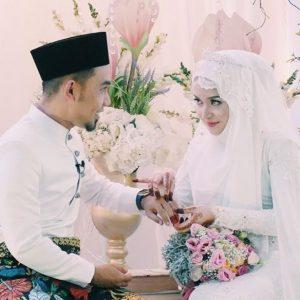 Gambar Kahwin Hafiz Hamidun Dan Joy Revfa