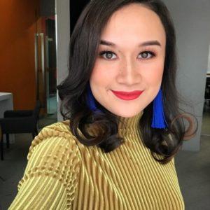 Gambar Selfie Hani Fadzil Dj Radio