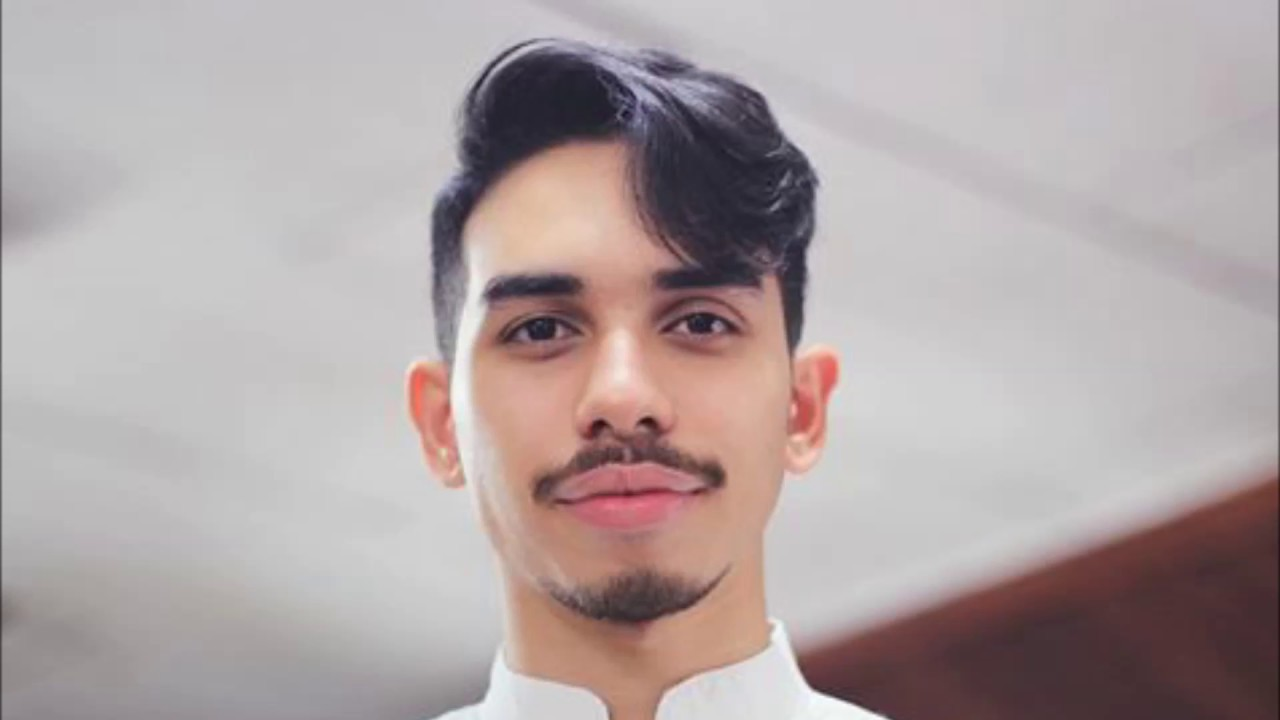 Gaya Rambut Fahad Iman
