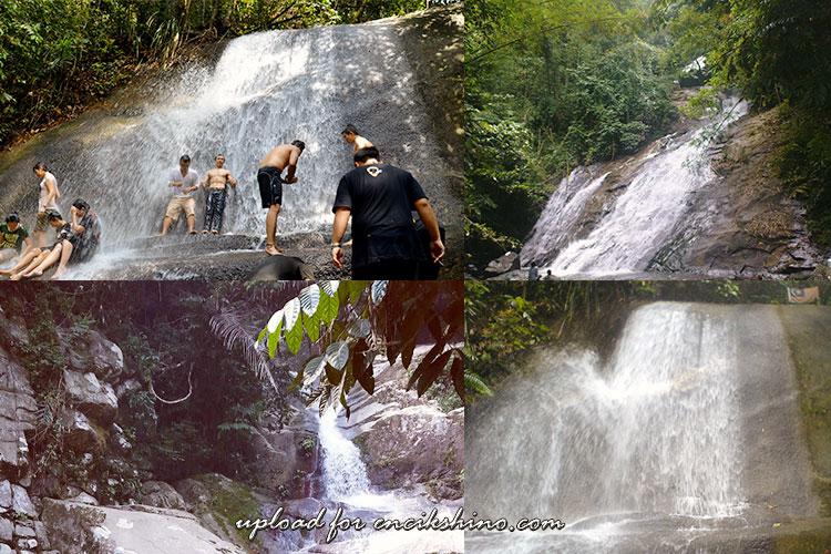 Lokasi Best Air Terjun Hulu Selangor