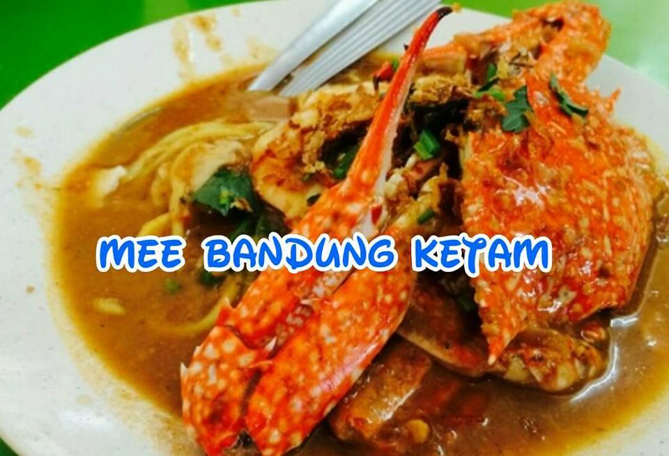 Mee Bandung Ketam Restoran #KitakanGeng