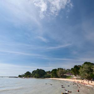Pantai Tanjung Bidara Melaka