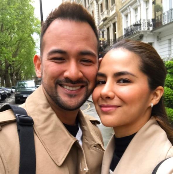 Pasangan Secocok Nabila Noor Sharnaaz
