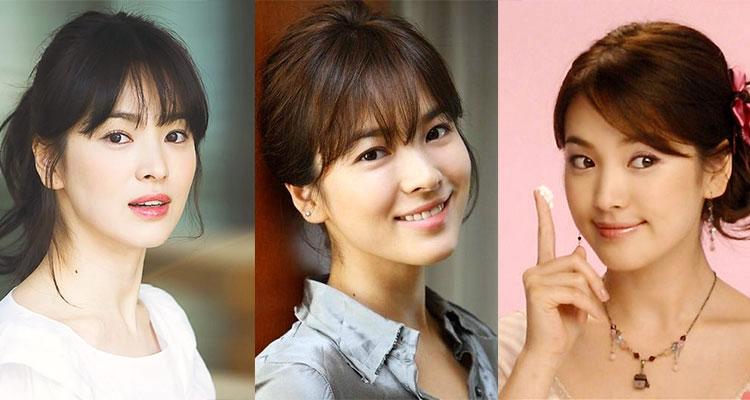 Pelakon Korea Song Hye Kyo