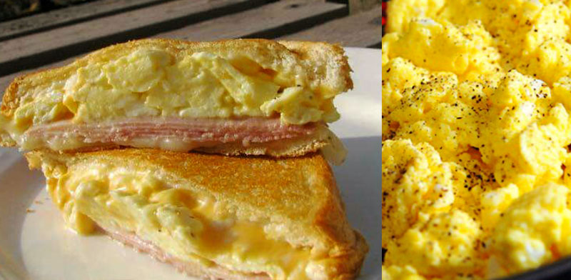 Resipi Sandwich Berkeju