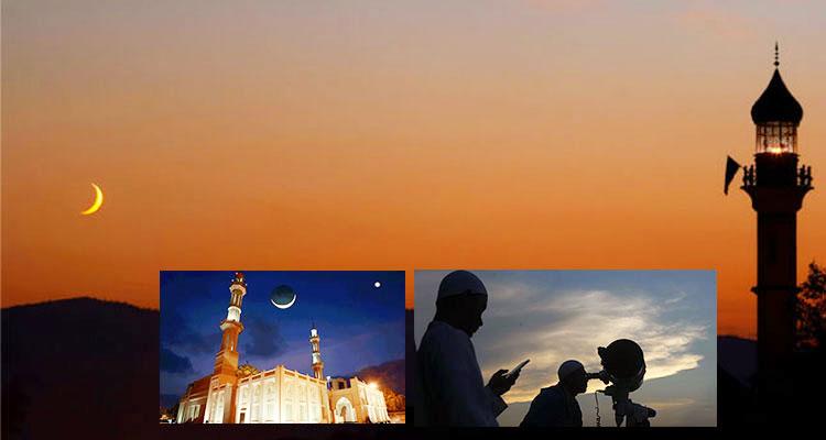Saat Akhir Bulan Ramadhan