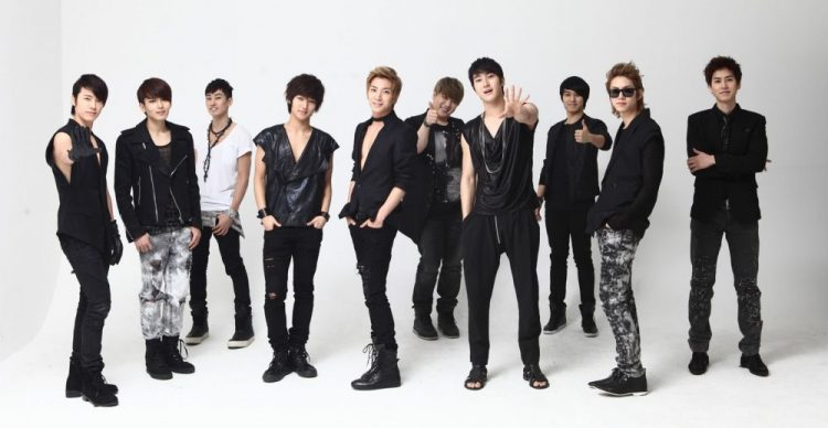 Super Junior Band