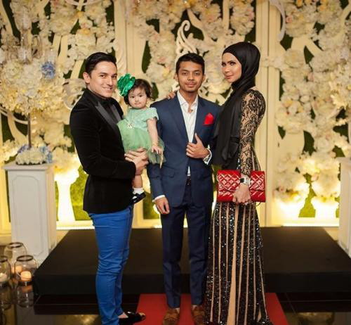 Ammar Effendy Anak Sulung Che Ta