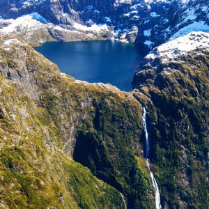 Browne Falls New Zealand