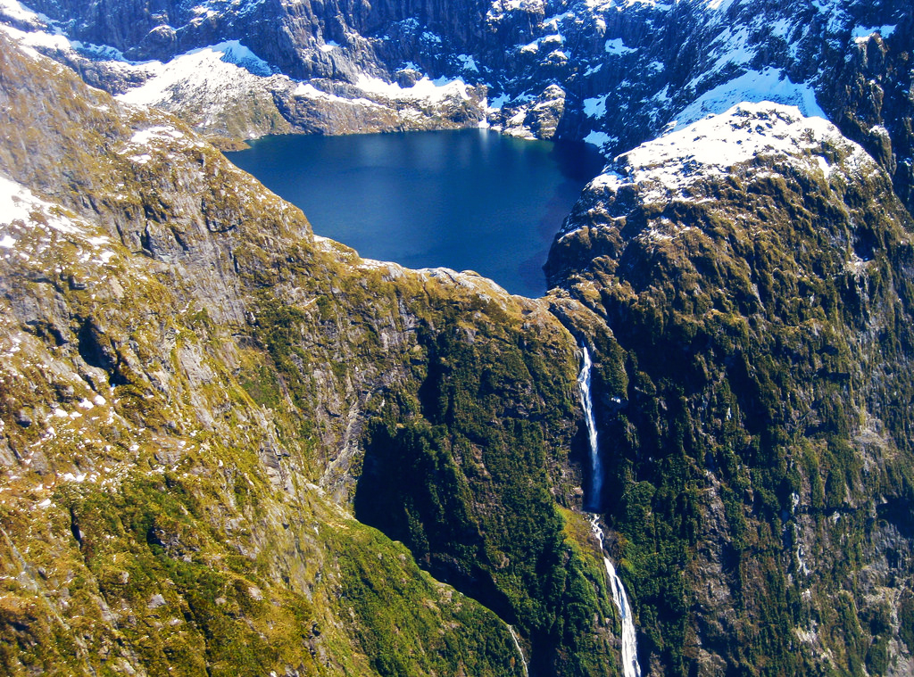 Browne Falls New Zealand