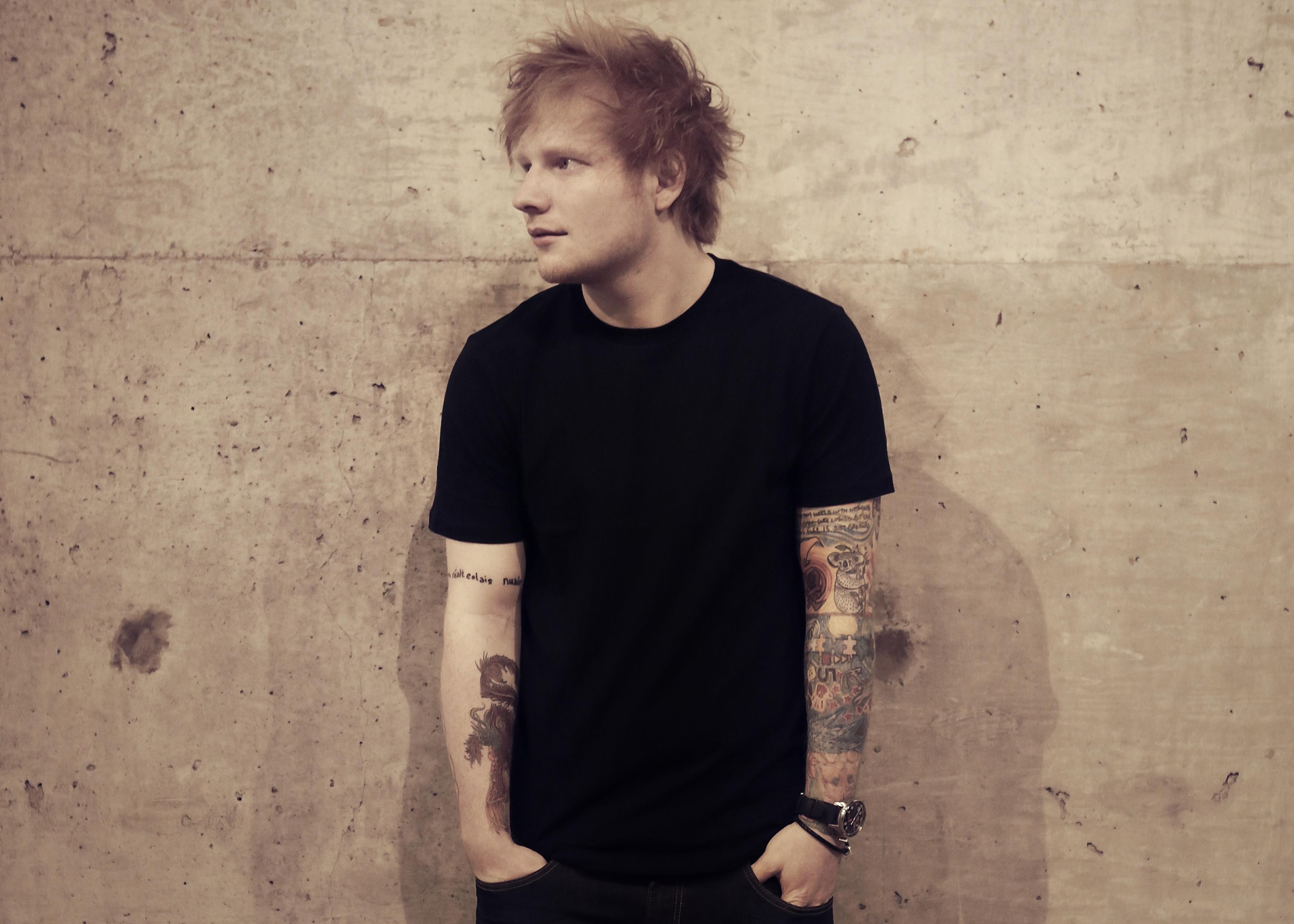 Ed Sheeran HD Wallpapers