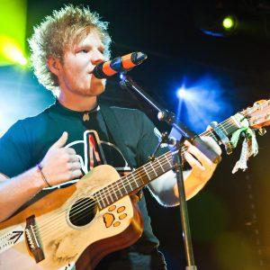 Ed Sheeran Sing HD Wallpapers