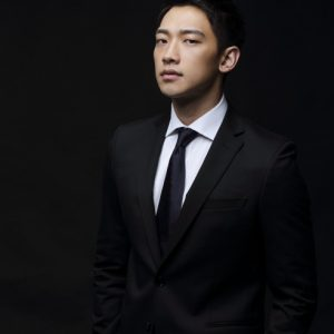 Jung Ji Hoon Black Suit