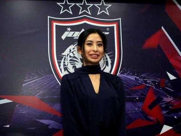 Tunku Tun Aminah JDT